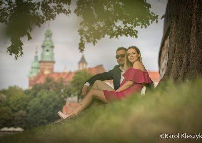 Plener fotograf Kraków, Fotograf ślubny Krakow, Karol Kleszyk